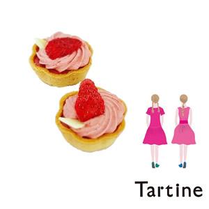 Tartine strawberry
