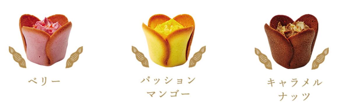 tuliprose flavor