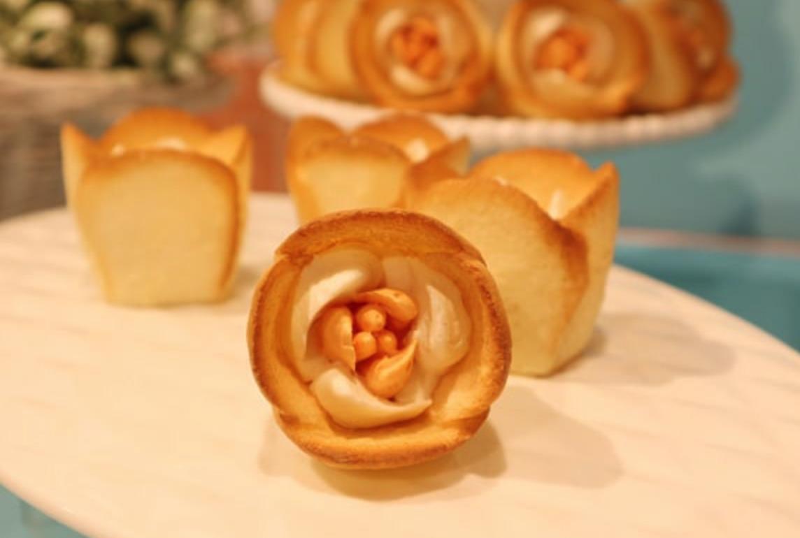 Tuliprose-cheese hukan